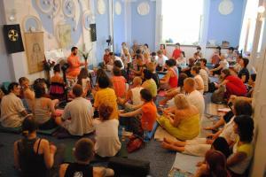 2010 Seminar in Krivoy Rog, Ukraine