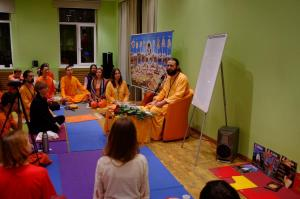2013 Satsangs in Moscow