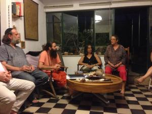 2016 Lecture on Tantra in Jerusalem, Israel