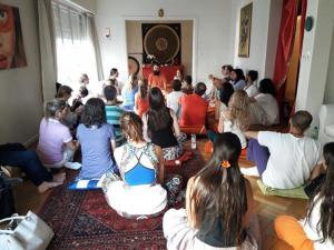 2017 Teachings in Berazategui, Argentina