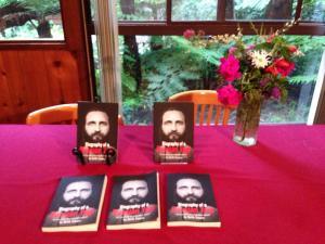 2017 Book launch in Warburton, VIC