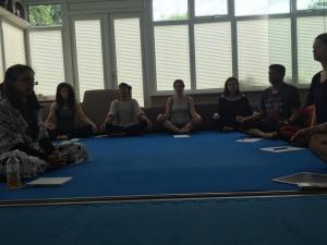 2017 Dvadashanta Teaching in London