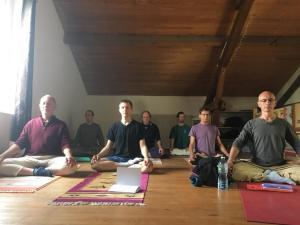 2017 Mantras teaching in Lyon