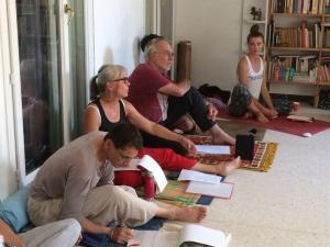 2018 4-year course in Arles, France